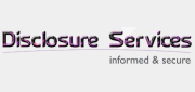 Disclosure Services, Shropshire, UK